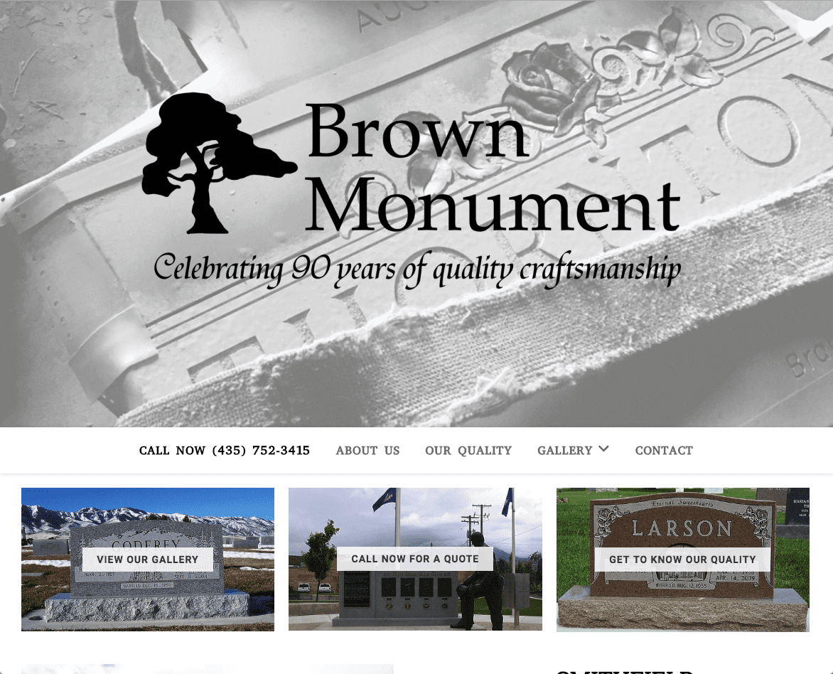 BrownMonuments-FrontPage