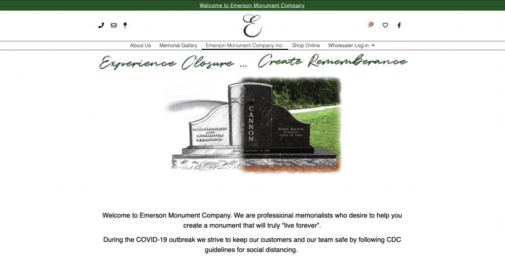 Emerson Monument